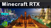 La splendide RTX 2080 Super Gaming X Trio de MSI s'attaque au Ray Tracing et au DLSS dans Minecraft