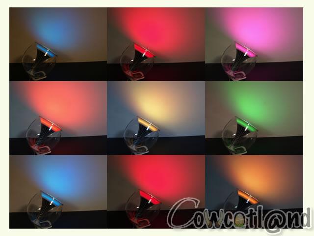 geekowtest lampe philips livingcolors page 1. Black Bedroom Furniture Sets. Home Design Ideas