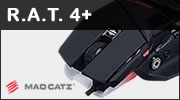 Test souris Mad Catz R.A.T. 4 +