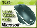 Souris Microsoft Wireless Laser Mouse 7000