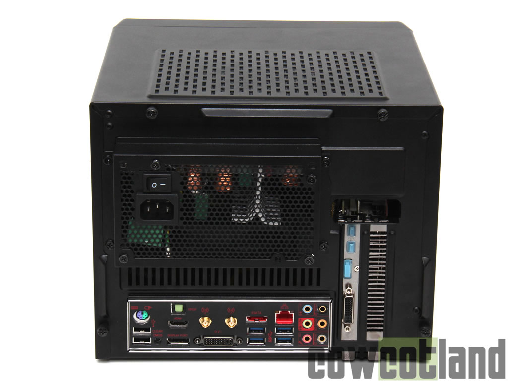 Test Mini PC ITX MSI Gaming : Introduction, page 1