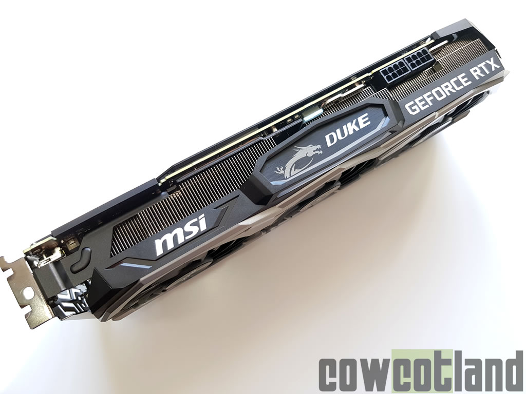 image 37129, galerie Test carte graphique MSI RTX 2080 Ti Duke