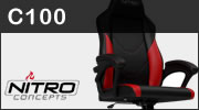 Test siège Gaming Nitro Concepts C100