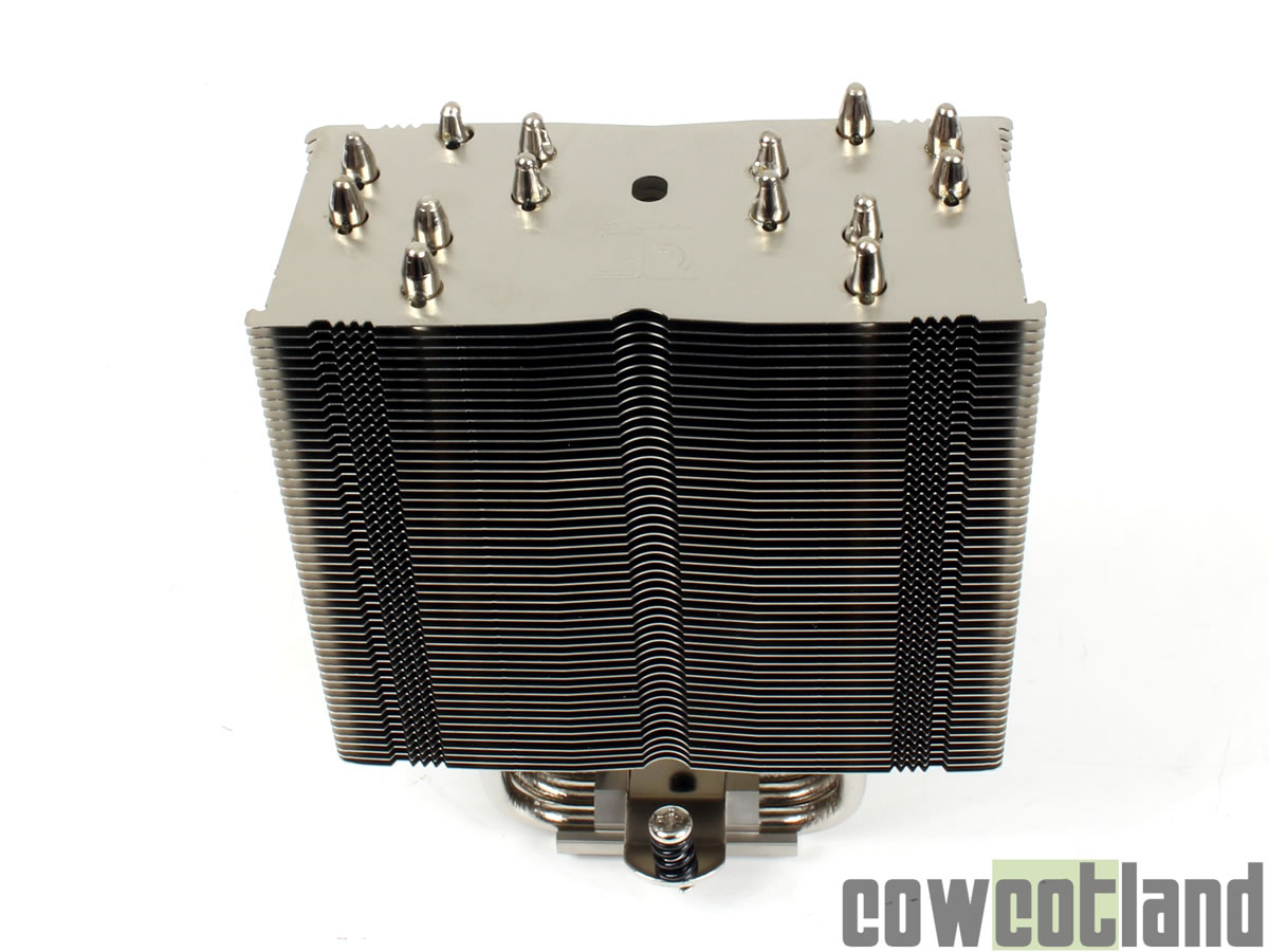 image 39028, galerie Test ventirad Noctua NH-U12A : L'aircooling aussi fort que le watercooling ?