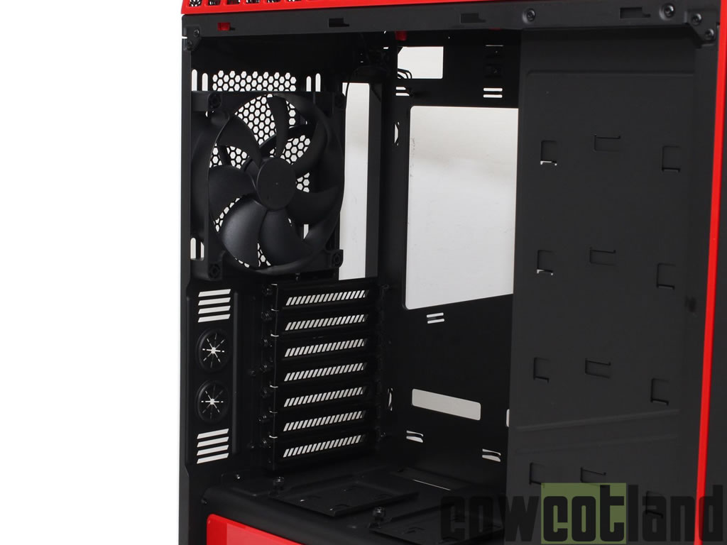 image 23601, galerie Test boitier NZXT H440