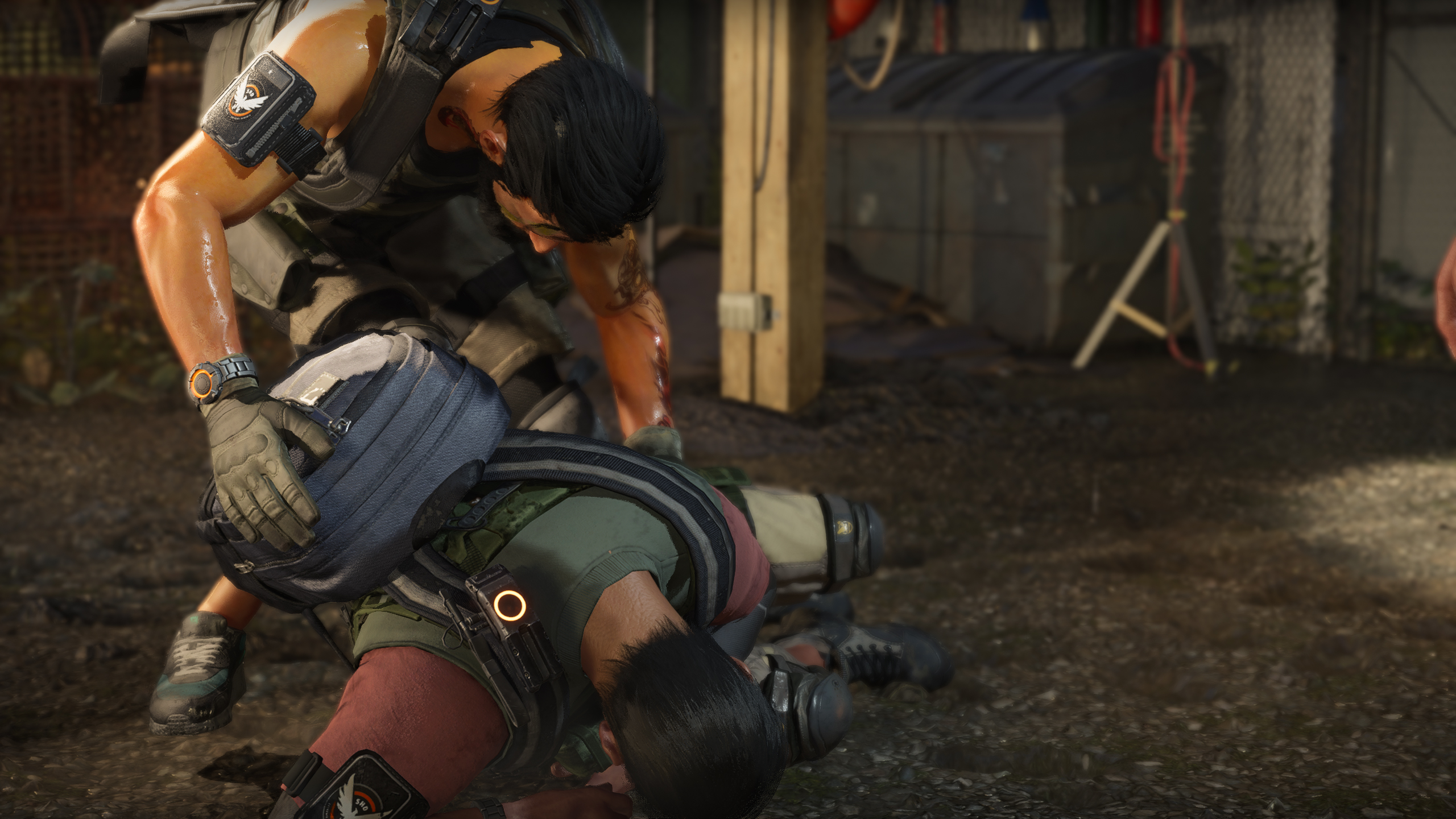 image 38489, galerie Comparatif de performances dans The Division 2
