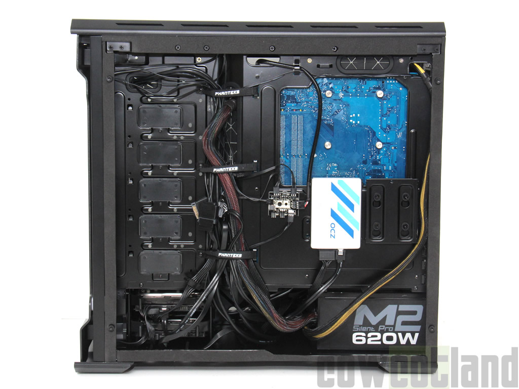 image 31037, galerie Test boitier Phanteks Enthoo Evolv ATX Tempered Glass