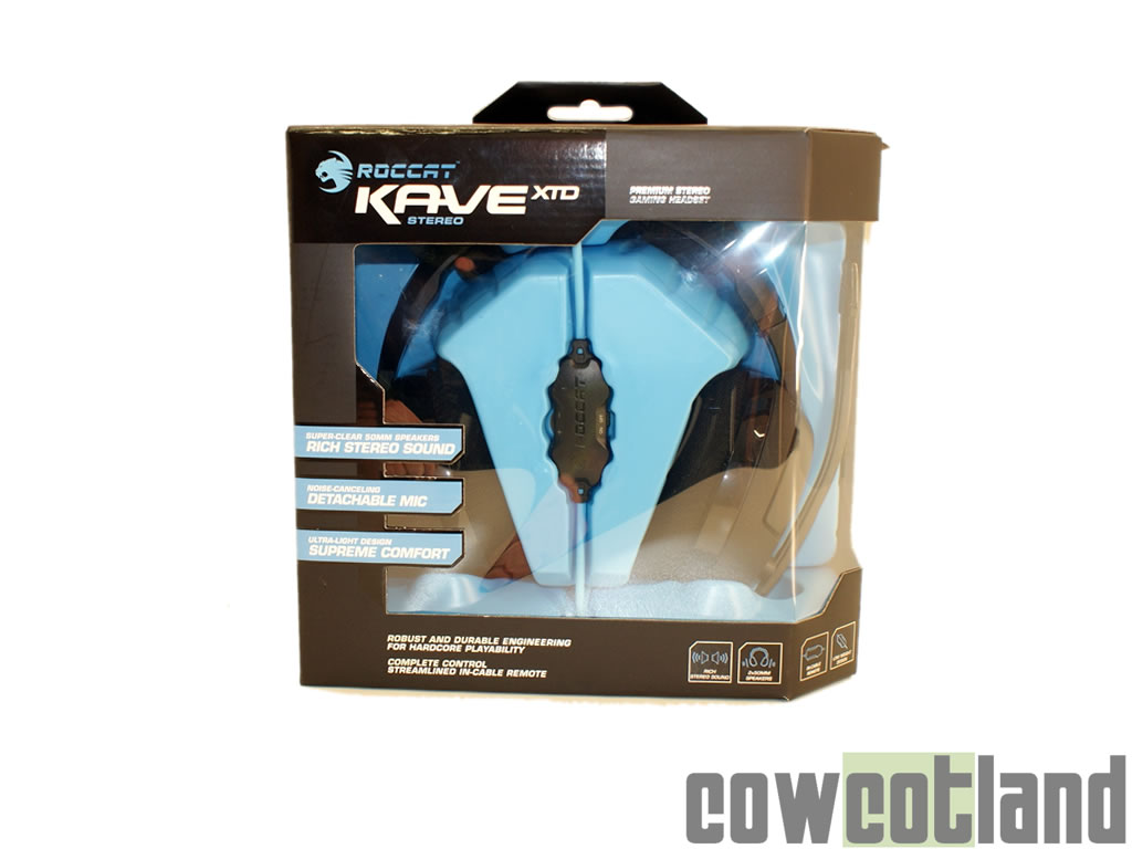 image 25954, galerie Casque ROCCAT XTD Stereo