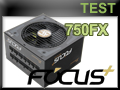 Test alimentation Seasonic Focus + 750FX