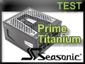 Test alimentation Seasonic Prime Titanium 850 watts