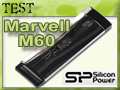 Clé USB 3.0 Silicon Power Marvell M60 32 Go