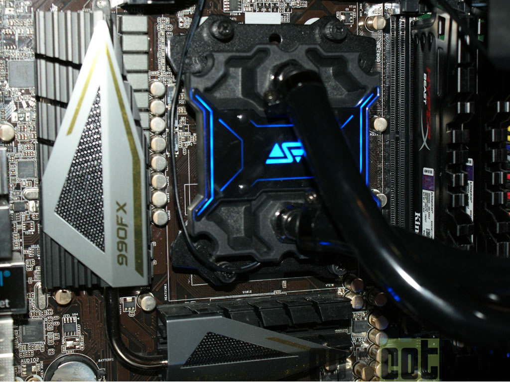image 27253, galerie Kit watercooling Swiftech H220-X