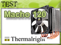 Test ventirad Thermalright Macho 120