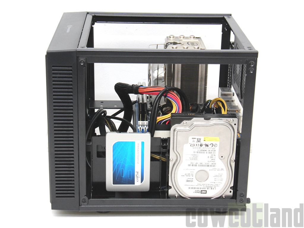 image 29160, galerie Test boitier Thermaltake Suppressor F1