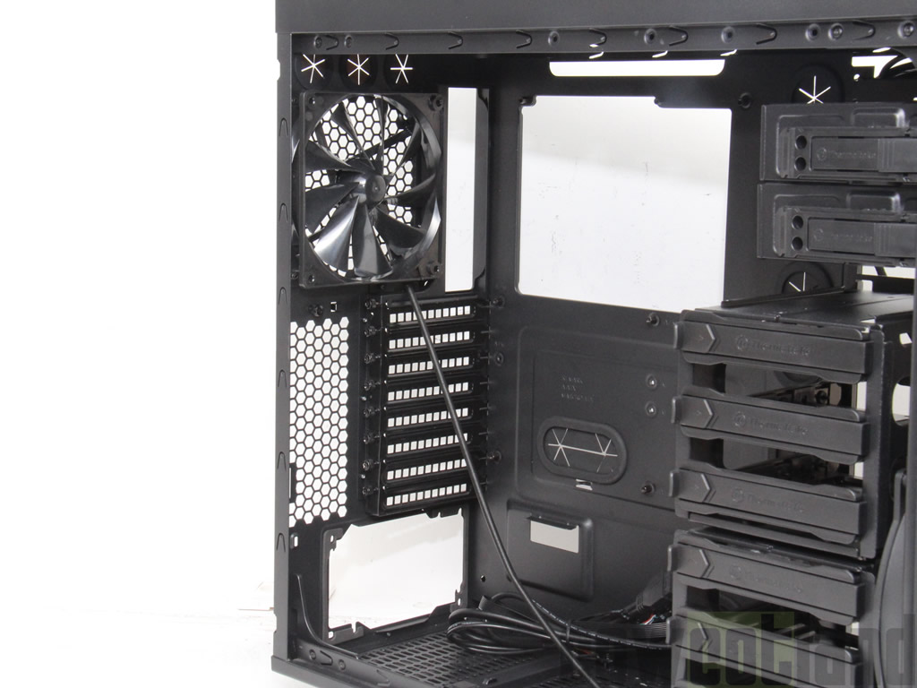 image 28023, galerie Test boitier Thermaltake Suppressor F51