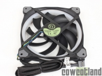 Cliquez pour agrandir Watercooling AIO Thermaltake Floe Riing RGB 280