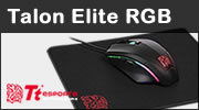 Test souris Tt eSPORTS Talon Elite RGB