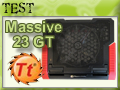Test Notebook Cooler Thermaltake Massive 23 GT