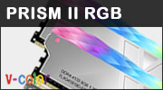 Test DDR4 V-Color PRISM II RGB