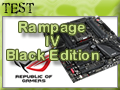 Test Extreme ASUS Rampage IV Black Edition