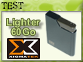 Xigmatek Lighter, 60 Go Apacher dans ta poche
