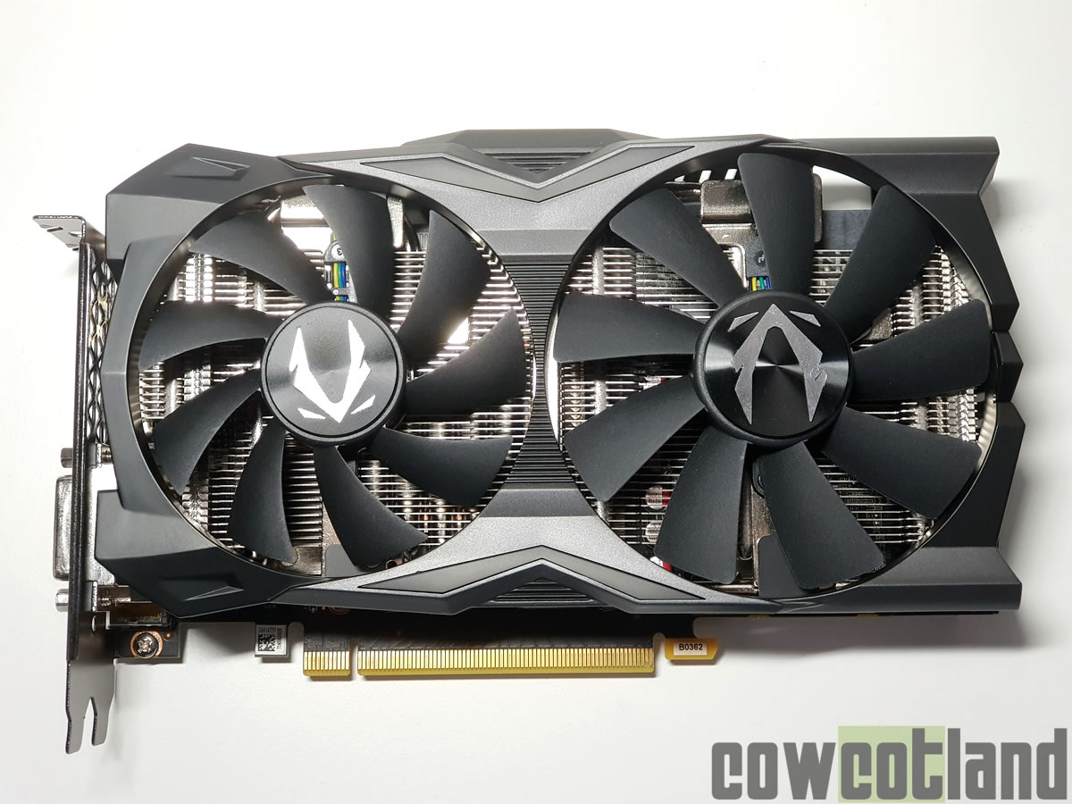 image 38567, galerie Test carte graphique ZOTAC Gaming RTX 2070 Mini OC