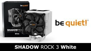 [Cowcot TV] Présentation ventirad be quiet! SHADOW ROCK 3 White