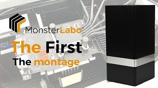 [Cowcot TV] Montage mini PC passif Monsterlabo The First