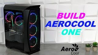 [Cowcot TV] BUILD AEROCOOL : AERO 0ne, Cylon 04 et AERO Bronze 750 watts