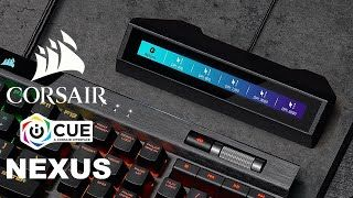 [Cowcot TV] CORSAIR ICUE NEXUS : Inutile donc indispensable