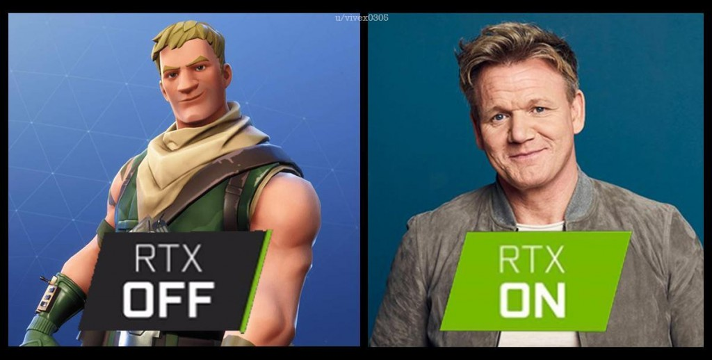 Rtx Fortnite Meme