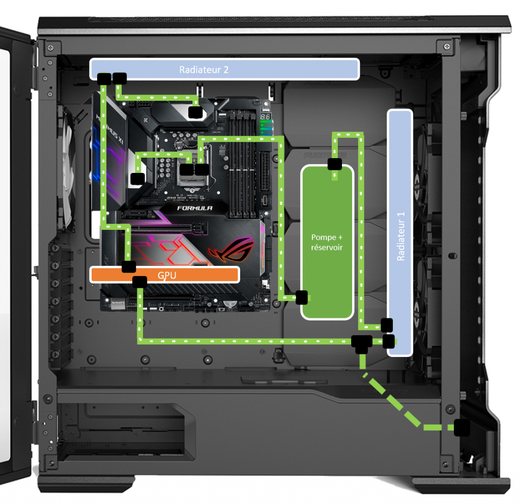 New Pc 2019 Watercooling