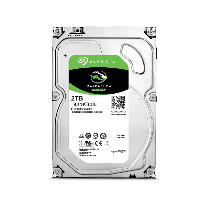 Ld0003803988 2 Seagate BarraCuda 2 To x 1