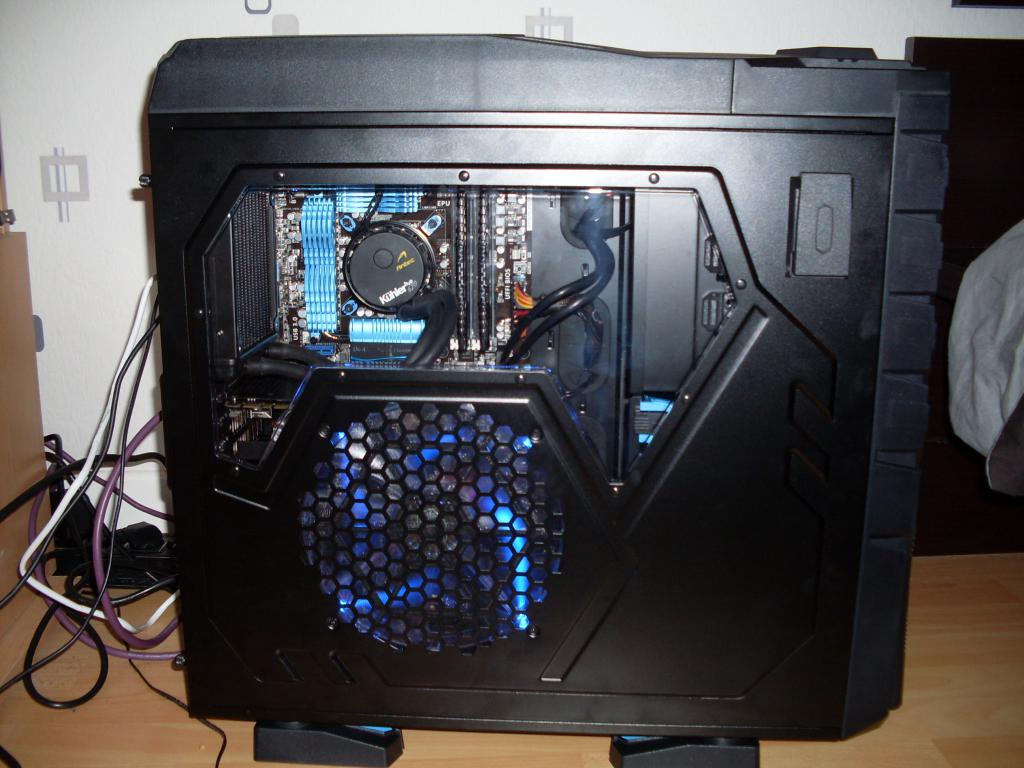 New Pc Chaser Facade